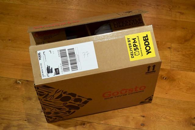 Reviewing the Gousto Meal Box | www.rachelphipps.com @rachelphipps