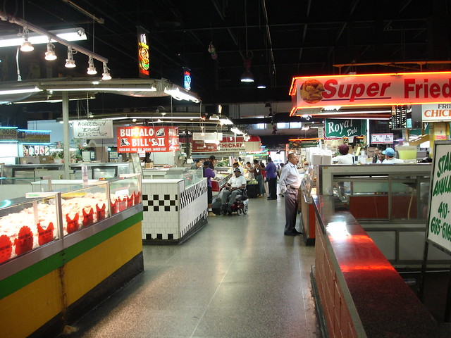 Lexington Market, Baltimore MD