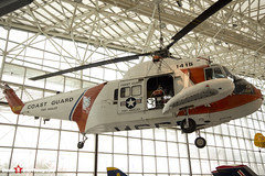 1415 - 62099 - US Coast Guard - Sikorsky HH-52A Seaguard S-62A - The Museum Of Flight - Seattle, Washington - 131021 - Steven Gray - IMG_3570