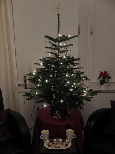 Unser Weihnachtsbaum 2016