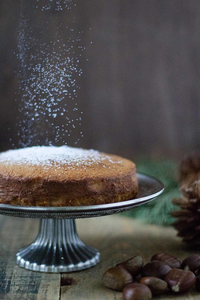 torta di castagne 7836