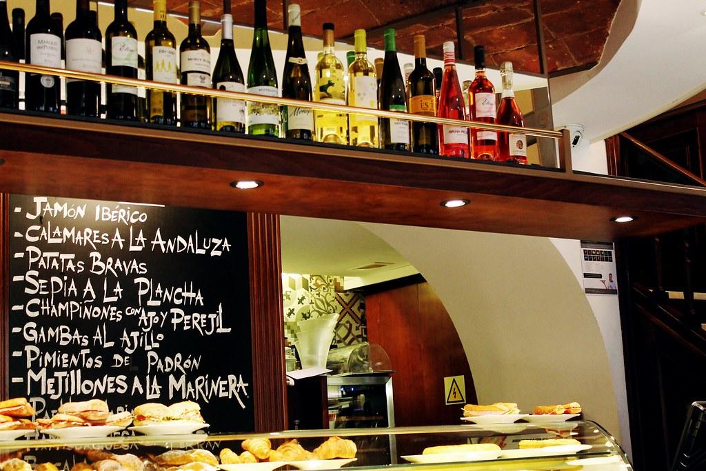 Guia de onde e o que comer em Barcelona - Ferran 59