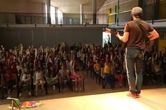 Carles Cuberes al Centre Cívic de Polinyà