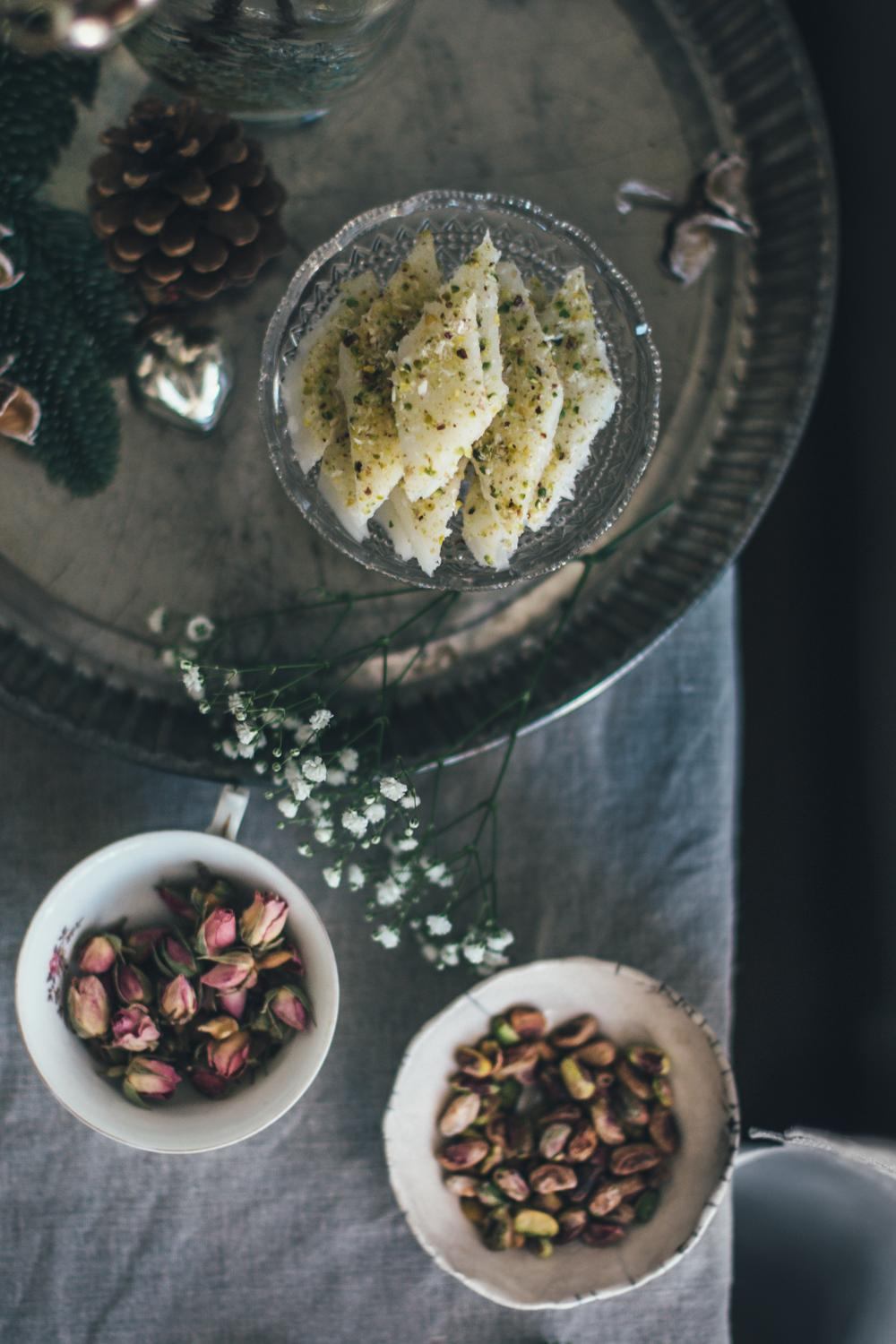 Persian Delights - Rosy Candies for Christmas Edible Gifts | Lab Noon by Saghar Setareh-7