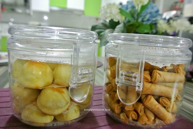 Pineapple tarts singapore review