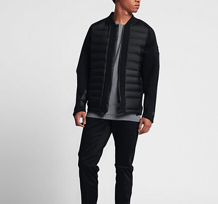 NIKE SPORTSWEAR TECH FLEECE AEROLOFT LOOK