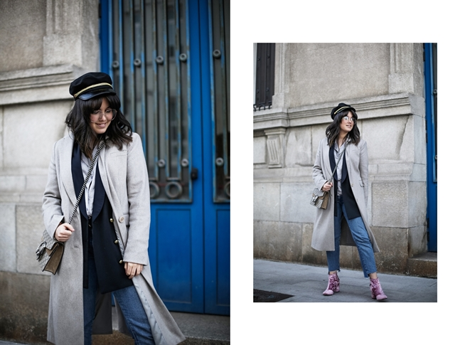 velvet-pink-botties-asos-long-coat-grey-streetstyle-myblueberrynightsblog3