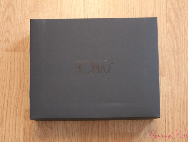 Review 90th Anniversary Omas Icons Celluloid Collection Set @PapierundStift 77