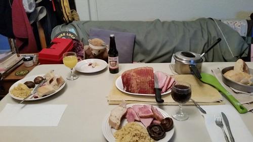 Fernley House Christmas Dinner 2016