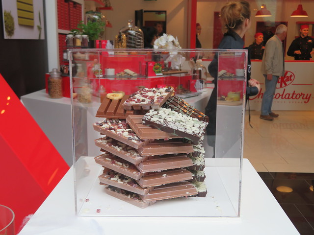 London Kit Kat Chocolatory