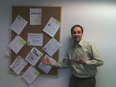 Our New Noteworthy Article Board | by libraryman
