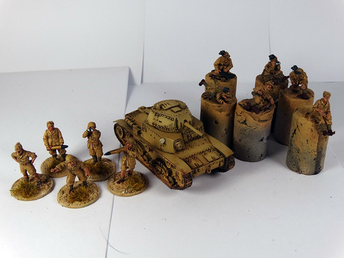 Bolt Action - Italian Desert Army