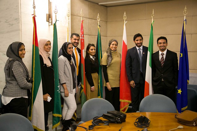 Youth and Intercultural Dialogue: Italian and GCC Voices