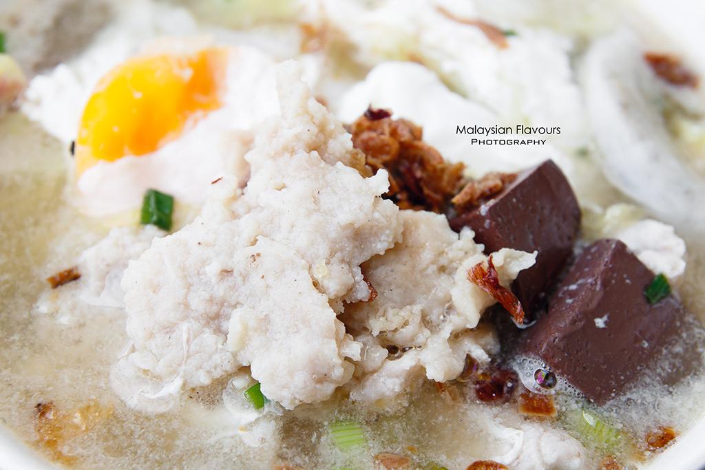 Yuyi Kopitiam pork noodle