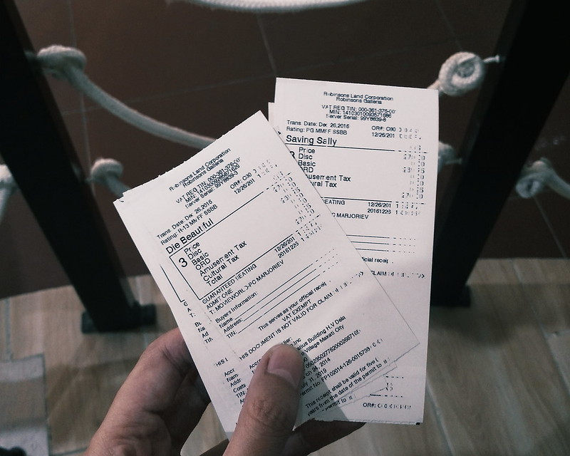 2016 #MMFF Movie Marathon