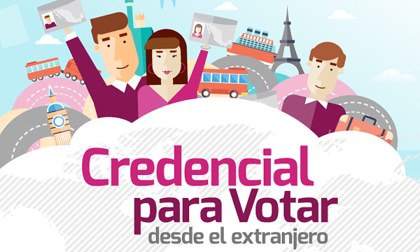 Avanza la emisión de credenciales para votar desde el Reino Unido