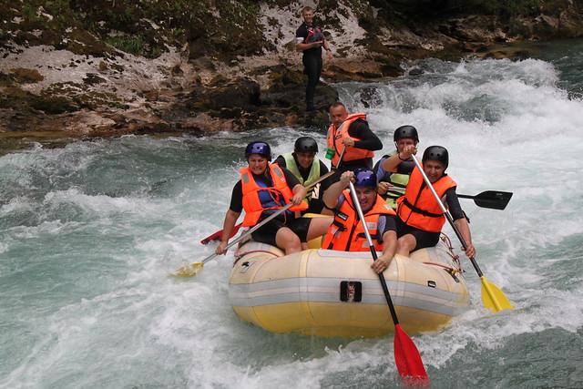 Neretva Rafting za sve generacije