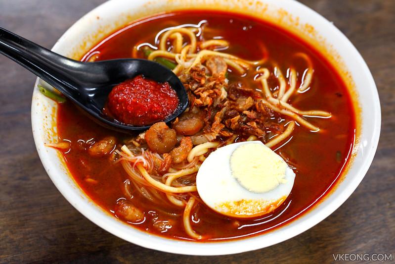 Green Lane Noodles Cheras Hokkien Prawn Mee