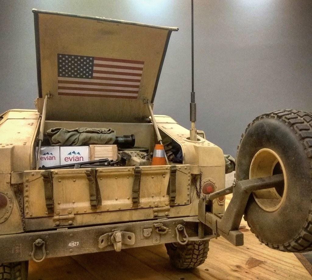 Special Ops Truck >> Modern War (1990s to Present) Castlebrimstone's Custom ...