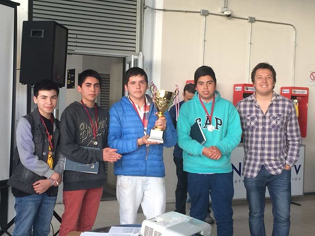 Torneo de Ajedrez Duoc 2015
