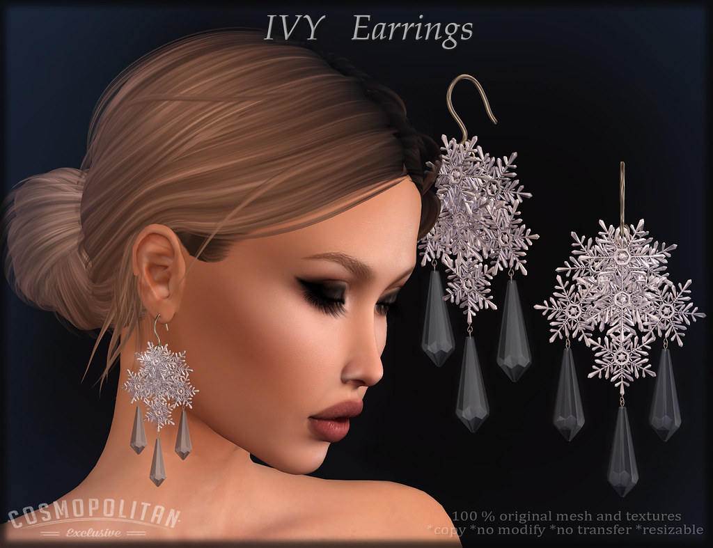 AvaWay IVY Earrings