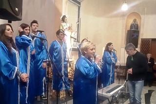 Torre a Mare. Concerto Gospel front