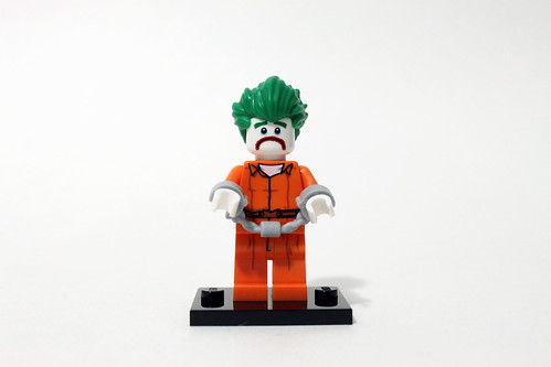 The LEGO Batman Movie Collectible Minifigures (71017) - Arkham Asylum Joker