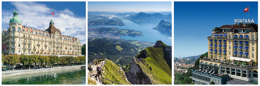 17 Places to go in 2017 - Lucerne, Switzerland