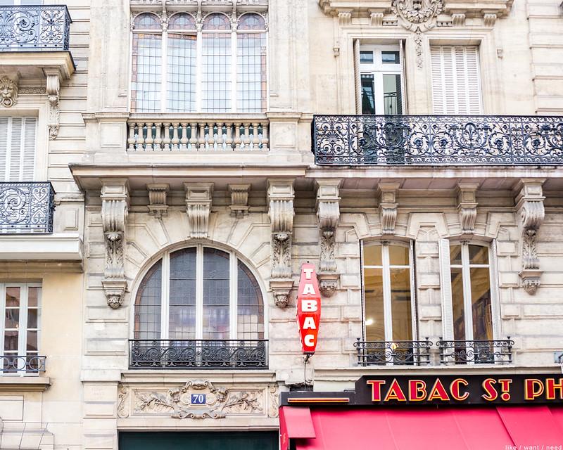 Tabac St. Philippe Rue La Boétie