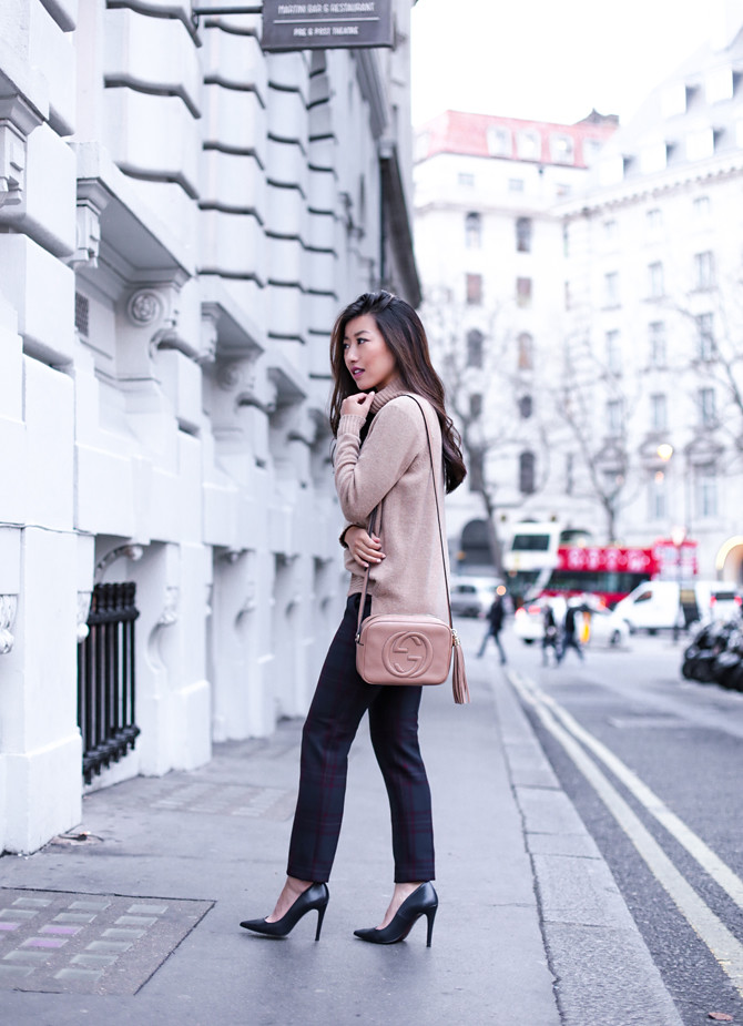 london fall winter outfit ideas extra petite blog