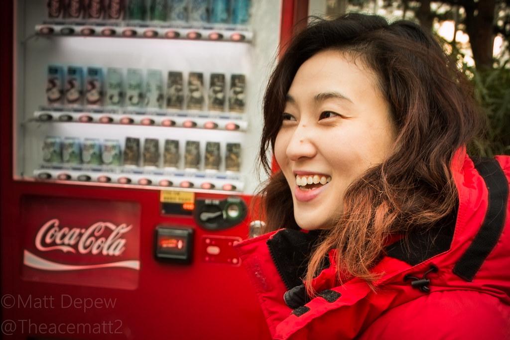 Hayne Kim @ Bongeunsa Temple in Cheongdam, and Hongilpoom (홍일품) Restaurant