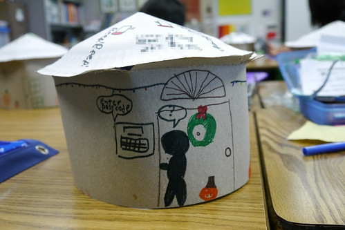 Kid's Craft--Mongolian Yurt