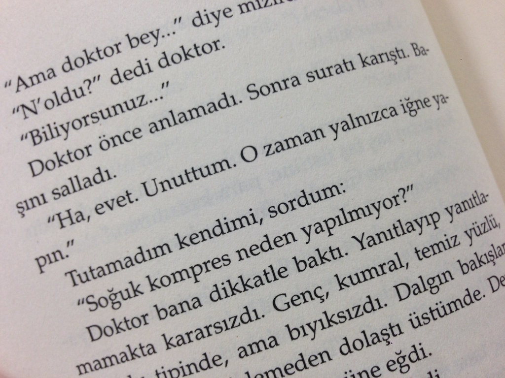turkish novel