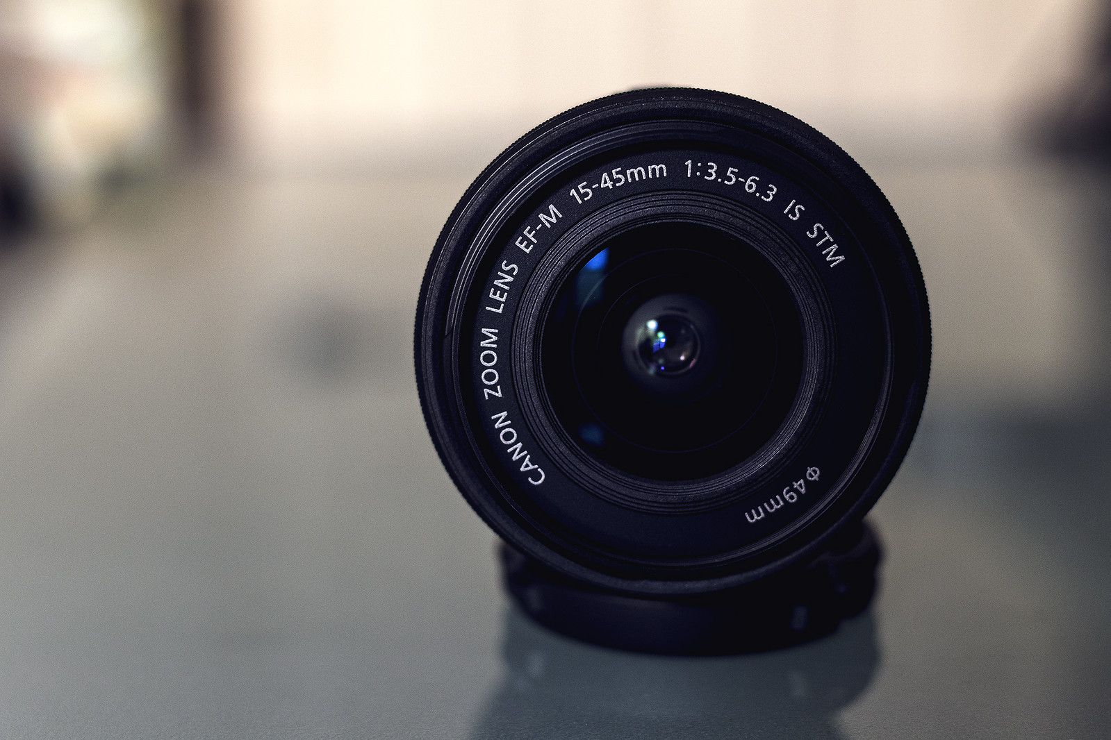 Canon EF-M 15-45mm