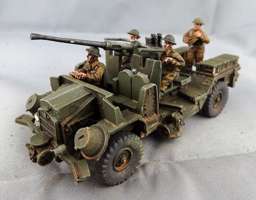 Bolt Action - British 40mm Bofors