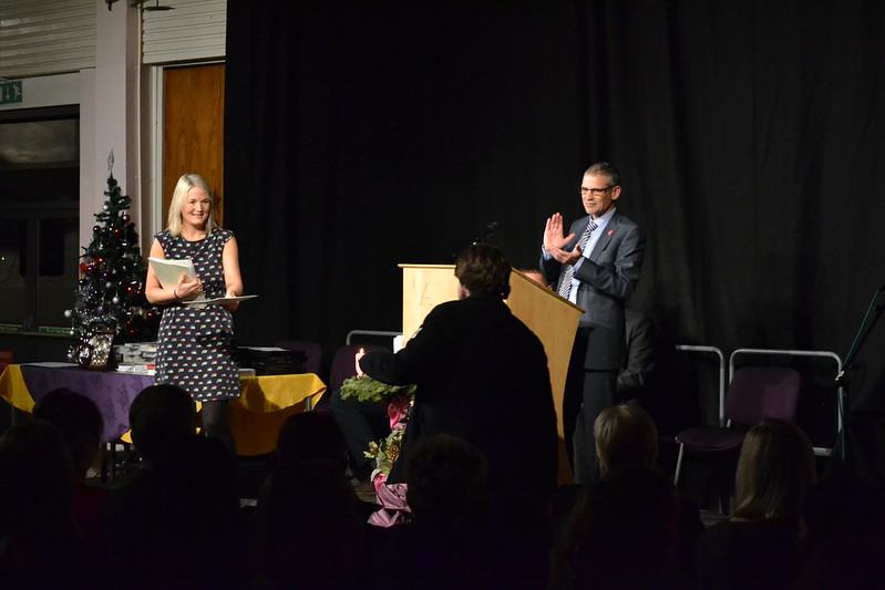 Year 13 Presentation Evening December 2016