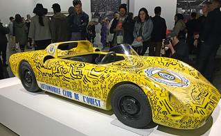 Keith Haring - Mini Ferrari (1053)