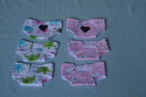 baby doll diapers