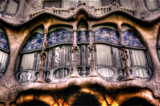 gaudi's house of bones | by shapeshift