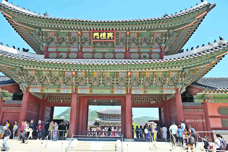 gyeongbokgung palace 8