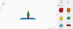 Arbol de Navidad con Tinkercad