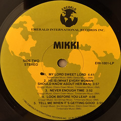MIKKI:MIKKI(LABEL SIDE-B)
