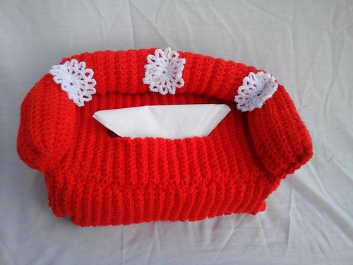 crochet sample