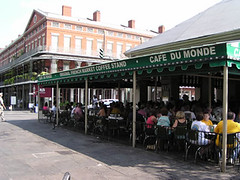 Cafe Du Monde | by Peter Bromberg