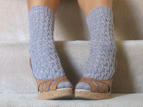 Knitting Vintage Socks Nancy Bush : Child s first socks flickr photo sharing