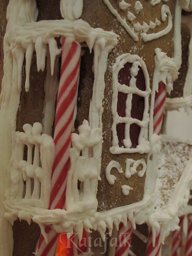 The 2016 gingerbread house - 12