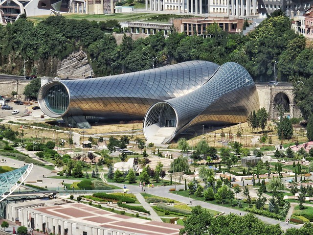 Tbilisi, Music Theatre and Concerto Hall