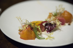 Roasted Beet Salad, Bourbon Steak, The Westin St. Francis, San Francisco