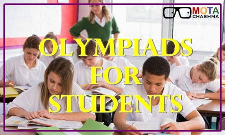 List of Olympiads for Students