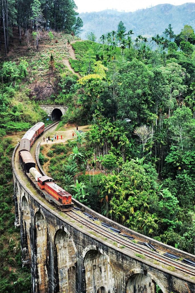 Sri Lanka - Ella Nine Arches Bridge